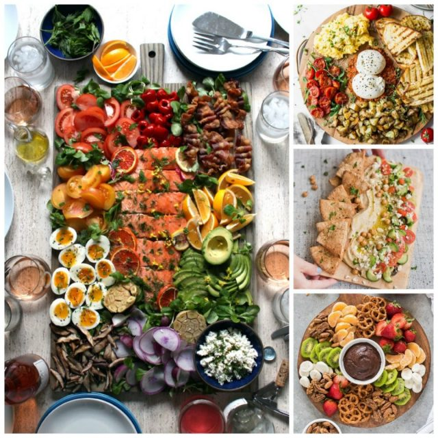 Shared Meals: 11 Family-Style Platters for Every Time of Day | The Health Sessions