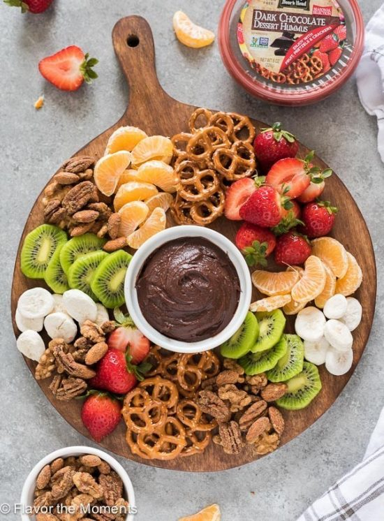 Shared Meals: Party Platter from Flavor The Moments | The Health Sessions