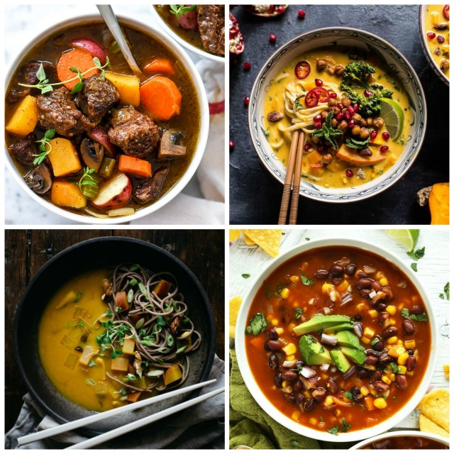 9 Meal-Worthy Soups for a Nourishing Dinner
