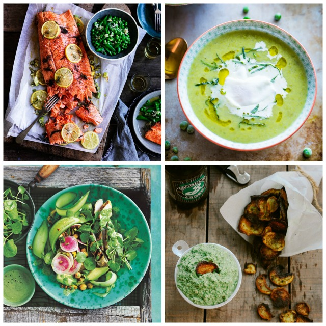 Get Your Greens On: 19 Revitalizing Recipes to Enjoy More Spring Vegetables | The Health Sessions