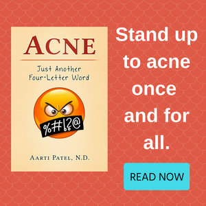 Acne - Just Another Four Letter Word | AD The Health Sessions