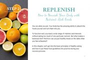 How to Create Your Own Action Plan for Recovery: Replenish | The Health Sessions