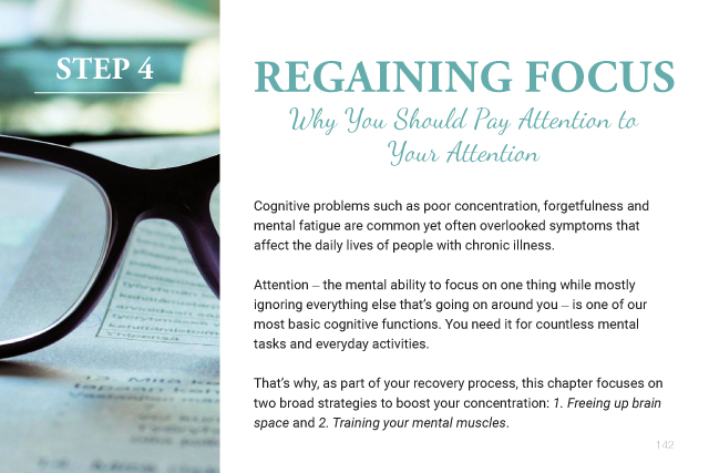 Regaining Focus: How to Create Your Own Action Plan for Recovery | The Health Sessions