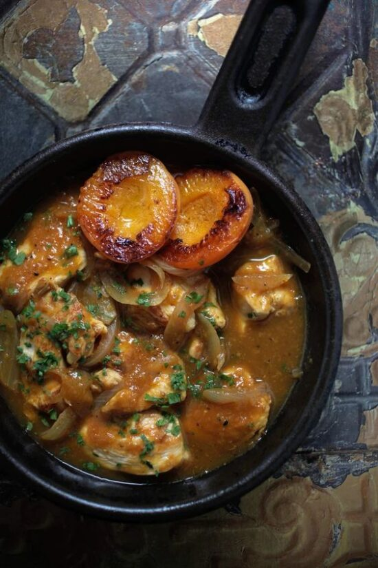 Healthy Stone Fruit Recipes: Apricot Chicken from The Healthy Chef | The Health Sessions