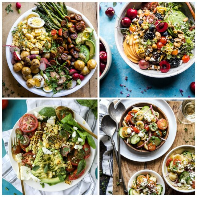 17 Satisfying Summer Salads You Need This Season | The Health Sessions