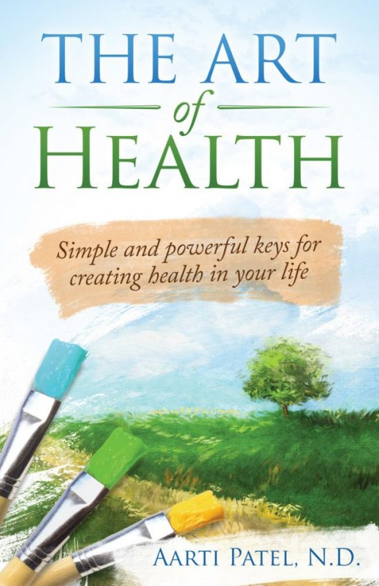 Book Review 'The Art of Health': How to Create Your Own Picture of Wellbeing | The Health Sessions