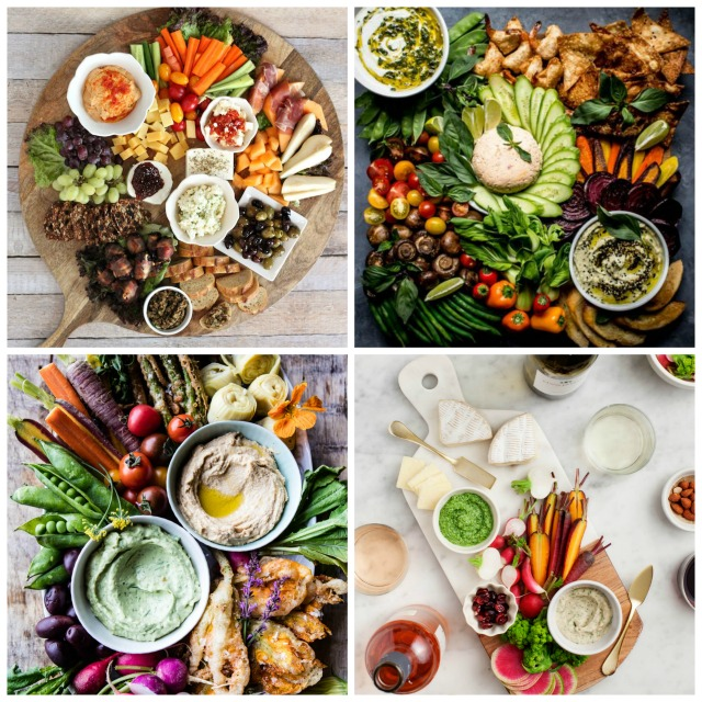 7 Vibrant Veggie Platters for Summer Entertaining | The Health Sessions