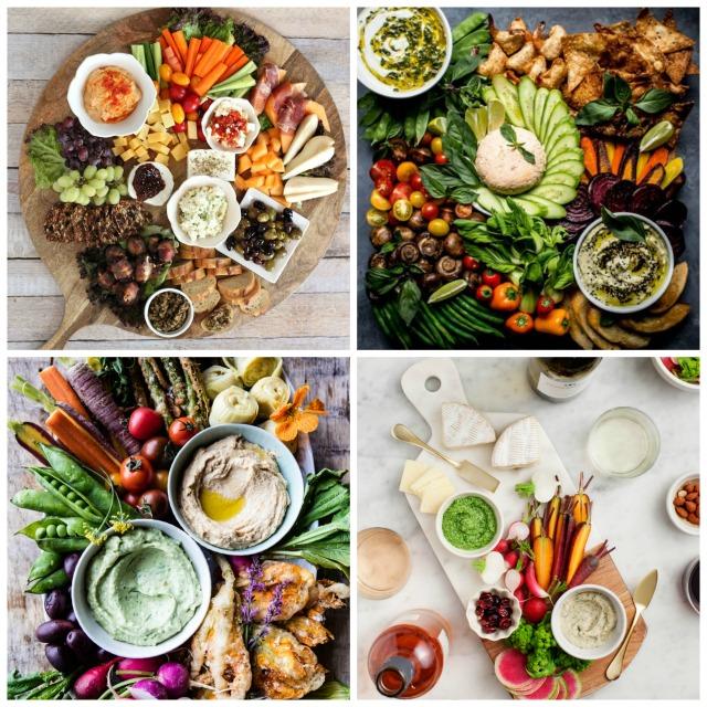 7 Vibrant Veggie Platters for Summer Entertaining | The Health Sessions