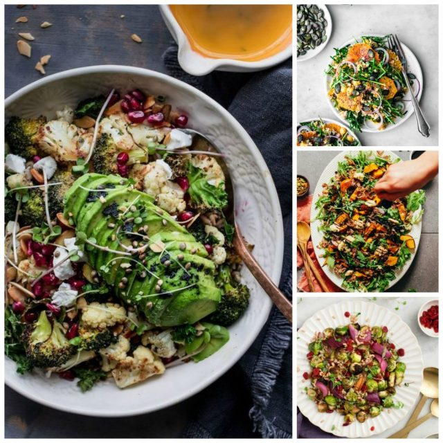 10 Warm Winter Salads to Nourish You on Cold Days | The Health Sessions