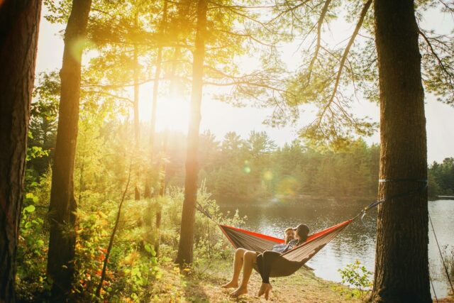 The Benefits of Camping for Your Mental Health | The Health Sessions