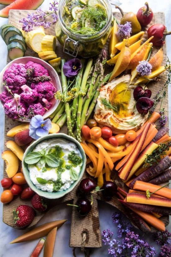Eat More Fermented Foods: Farmers Market Pickled Crudite from Half Baked Harvest   The Health Sessions