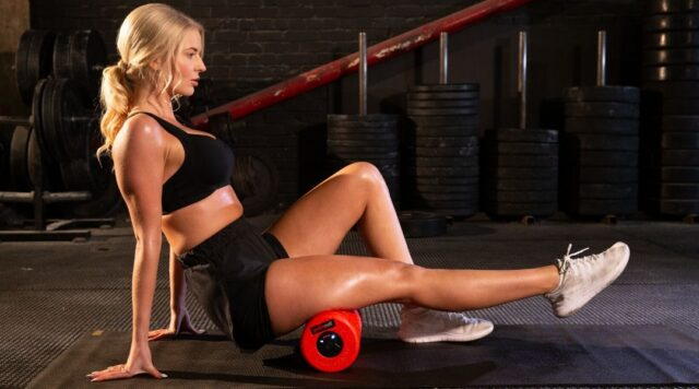 How Foam Rolling Can Help with Chronic Illness | The Health Sessions
