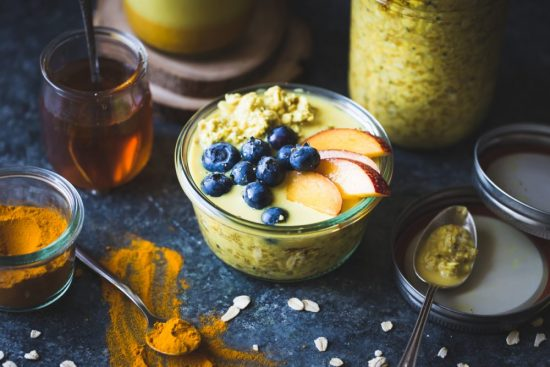 Recipe-Boosting Recipes: Golden Milk Overnight Oats from The Bojon Gourmet | The Health Sessions