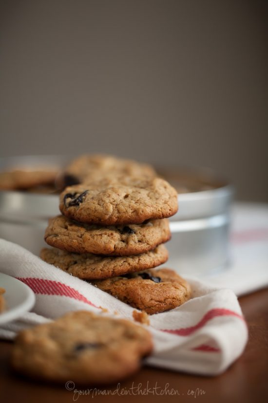 Healthy Cookies: Cherry Cashew Cookies (Paleo, Grain-Free) from Gourmande in the Kitchen | The Health Sessions