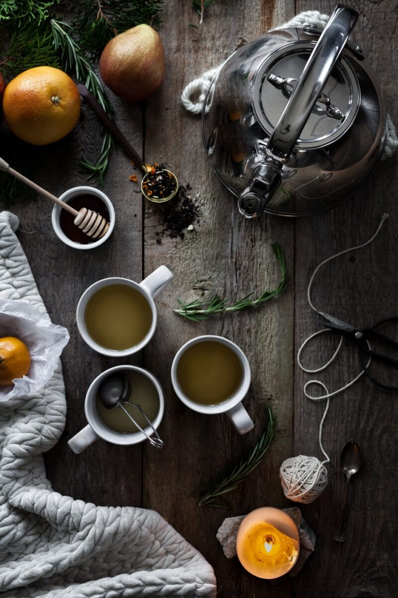 Herbal Teas: Holiday Homemade Tea Blends, 3 Ways from The Simple Green   The Health Sessions