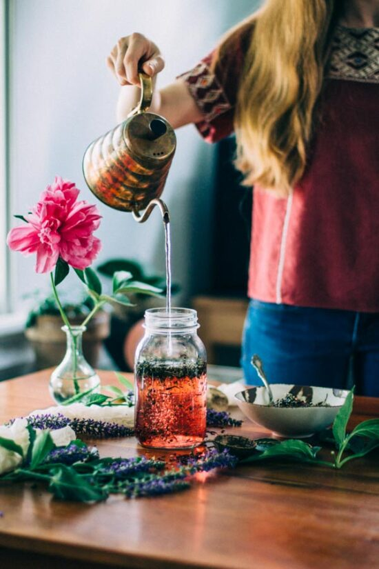 Herbal Teas: May Step from Ginger Tonic Botanicals   The Health Sessions
