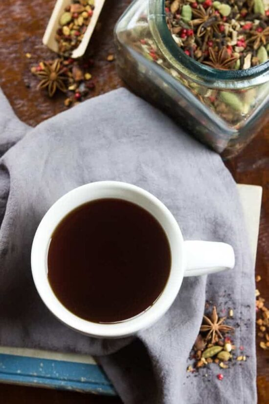 Herbal Teas: Autumn Herbal Tea from Wicked Spatula   The Health Sessions