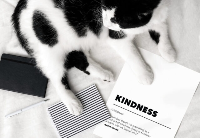 30 Small Acts to Spread Kindness (Including Cute Printables) | The Health Sessions