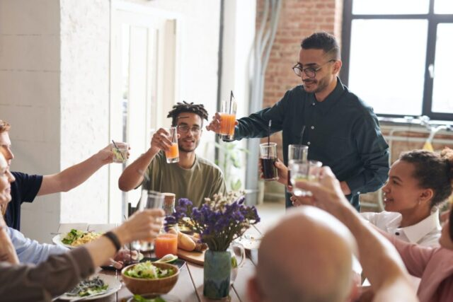 How Parties Can Be Incorporated into Your Healthy Living Goals | The Health Sessions