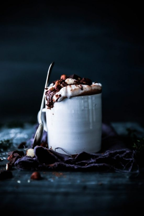 Popular Superfoods: Hazelnut Crunch Hot Chocolate with Raw Cacao from Swoon Food | The Health Sessions