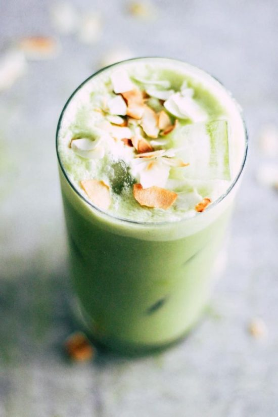 Popular Superfoods: Iced Matcha Latte from Grateful Grazer | The Health Sessions