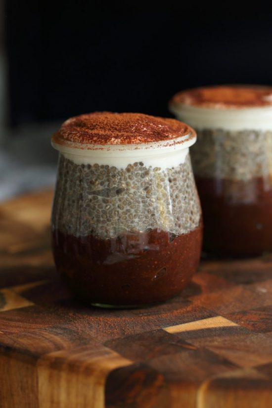 Popular Superfoods: Tiramisu Chia Seed Pudding from Vegan Richa | The Health Sessions