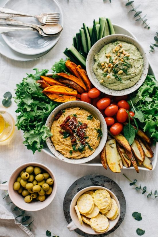Eat Vegetables with Every Meal: Veggie Snack Platter from Tuulia   The Health Sessions