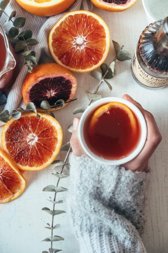 Tonics & Elixirs: Blood Orange and Elderberry Elixir from Sweet Lizzy | The Health Sessions