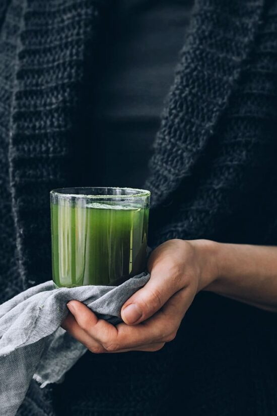 Tonics & Elixirs: Beauty-Boosting Moringa Tea from The Awesome Green | The Health Sessions