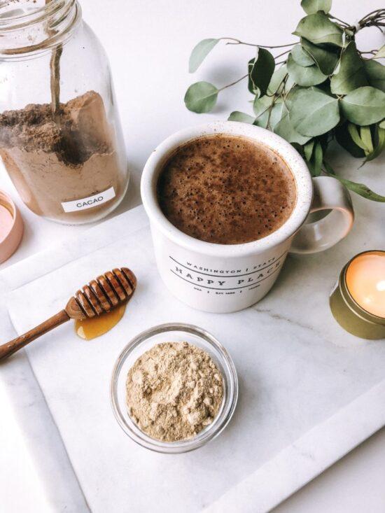 Tonics & Elixirs: Hormone-Balancing Chocolate Elixir from Rachaels Good Eats | The Health Sessions
