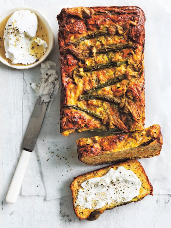 Health-Boosting Herb Recipes: Zucchini Dill and Sweet Potato Loaf from Donna Hay | The Health Sessions